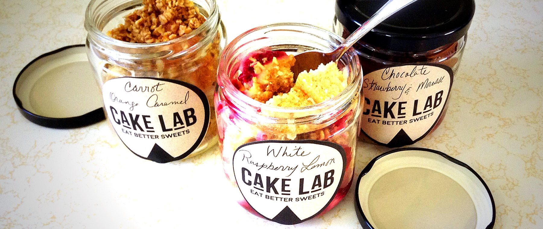 CityBites Hot Tip: Cake Lab serves up deconstructed bliss-in-a-jar