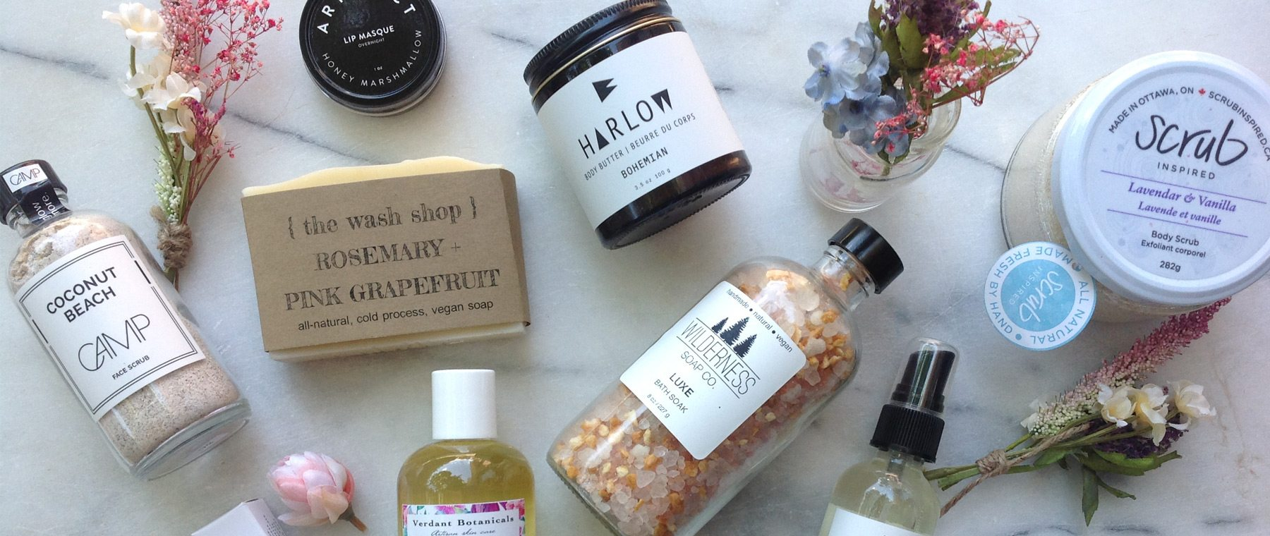 Pop into Vincent for Indie Apothecary pop-up's natural skincare products