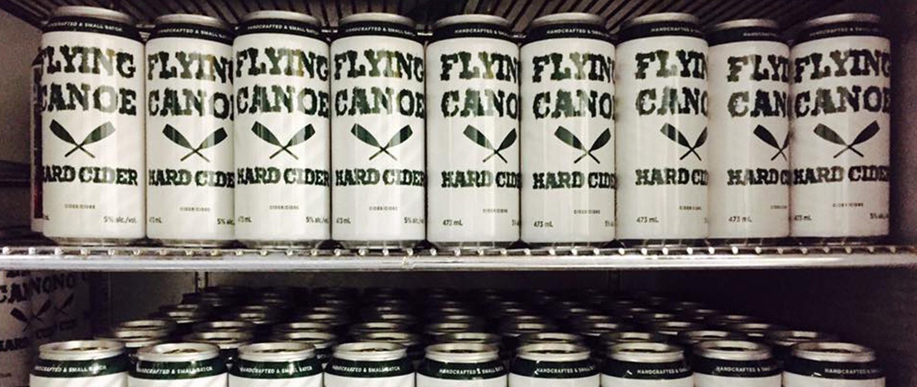 Cider lands in Ottawa via Flying Canoe