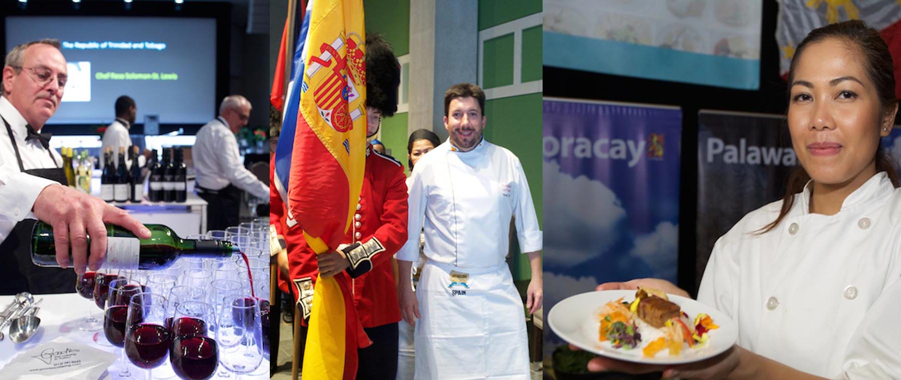 Embassy Chef Challenge Takes Guests Around the World in 11 Plates