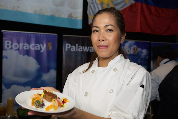 Dishes at the Embassy Chef Challenge shine a light on ingredients from around the world