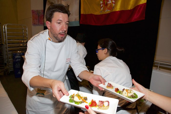 2015-11-04 IBD Foundation Embassy Chef Challenge http://bit.ly/2015IBDChef