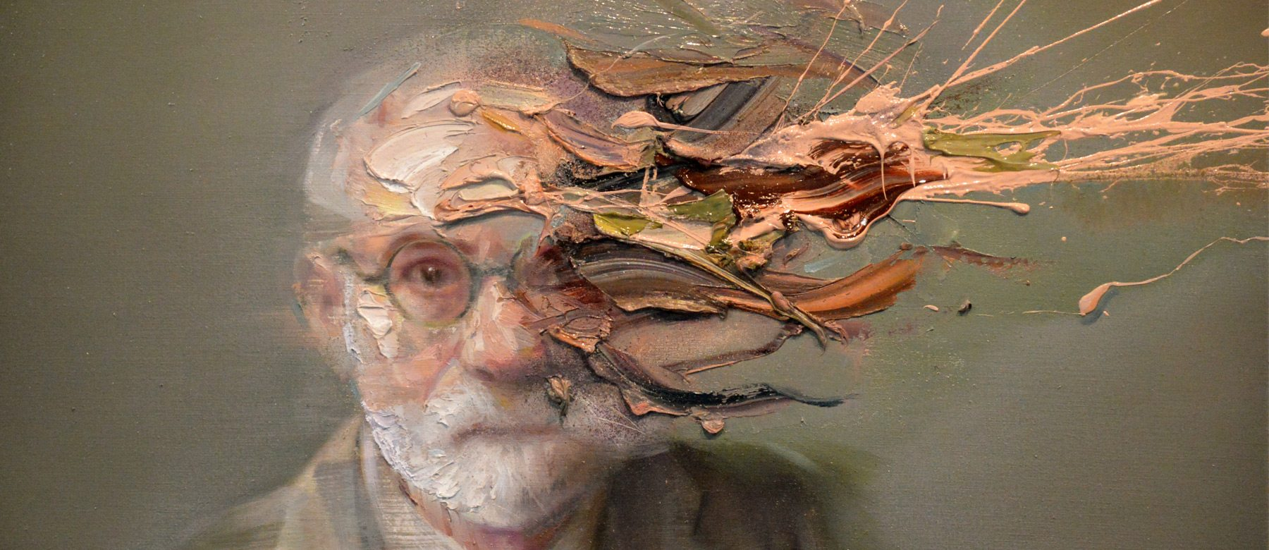 "Attract and repel: Mathieu Laca's portraits channel Francis Bacon's ""intensity"""