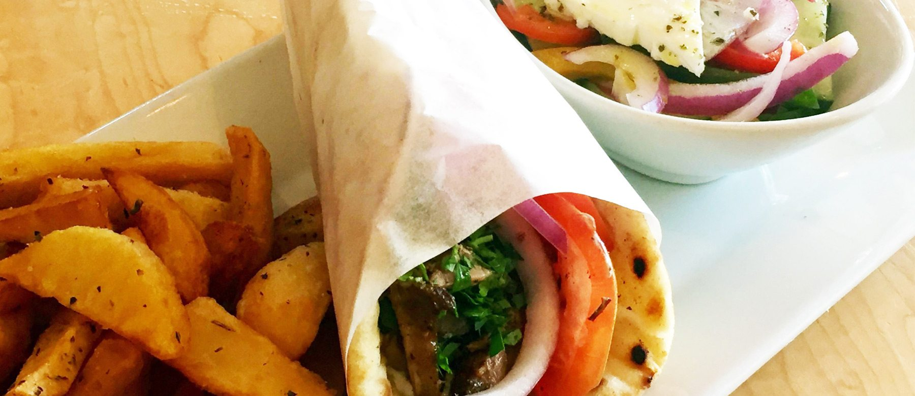 Get to the Greek: Gyros in Little Italy are filling, addictive, affordable