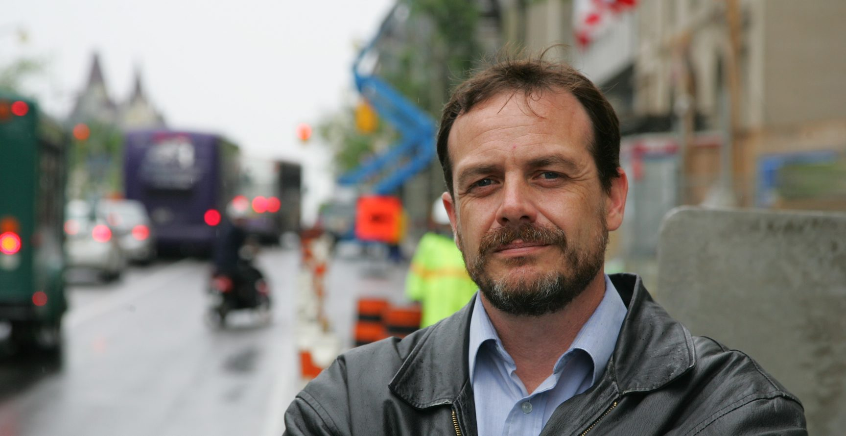 CBC Traffic Guy Doug Hempstead on Split Shifts, Sinkholes, and Making Music as Area Resident