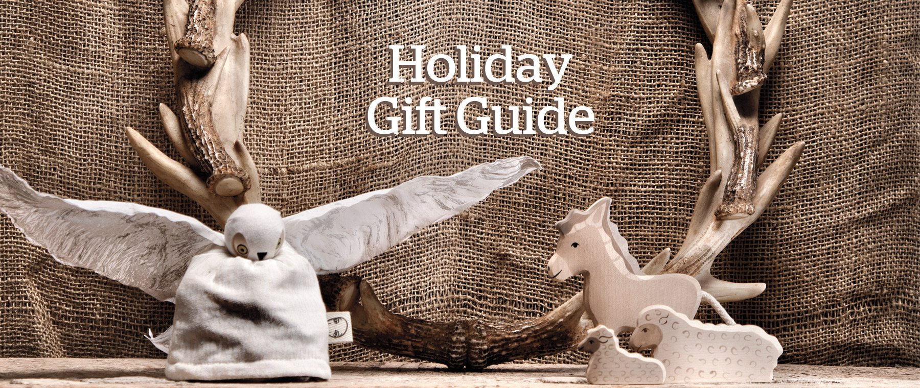 Unplug and reconnect with our gift guide — no batteries req'd!
