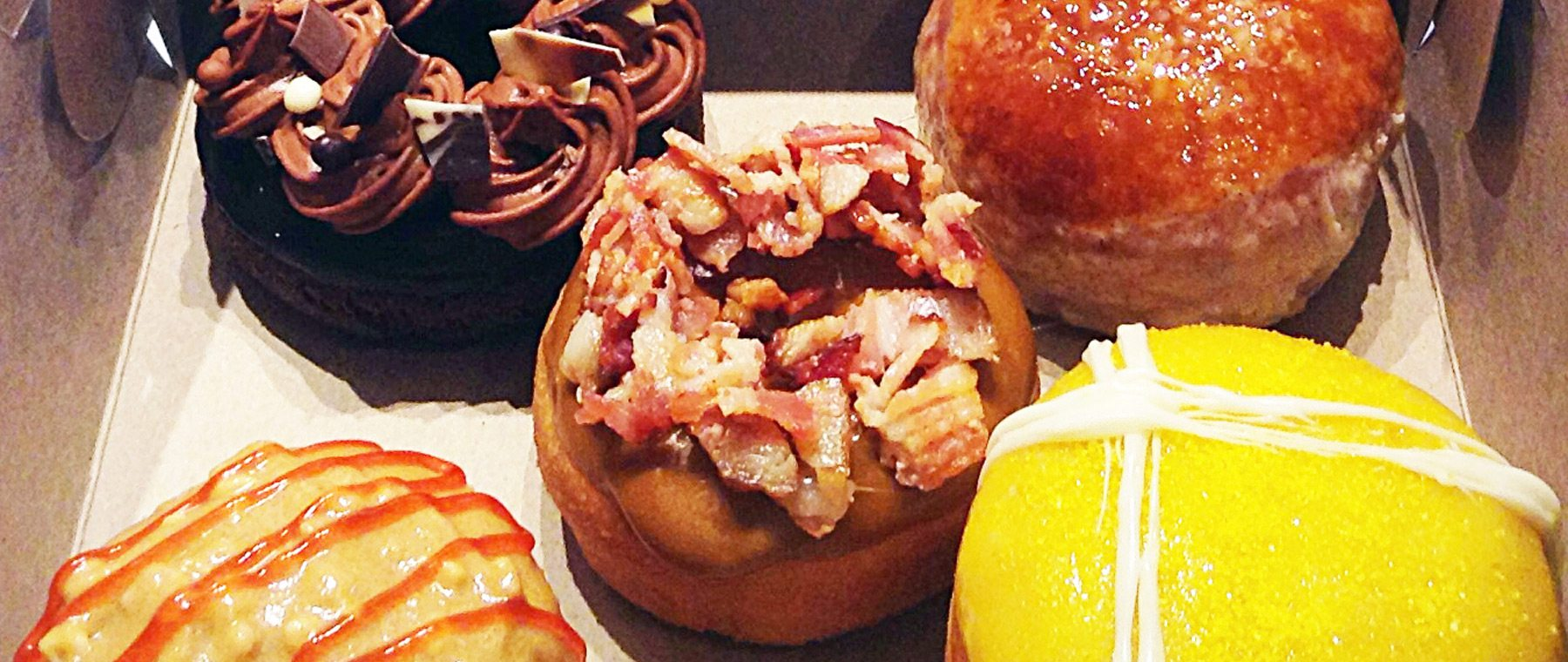 Make-your-own donuts? You bet, at the new Maverick's Donut Company shop!