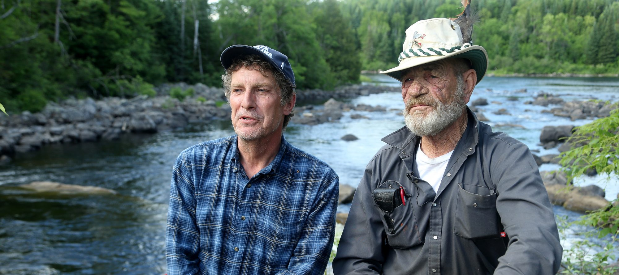 Ron Corbett Talks Hope and Fishing with Algonquin Park Guide Frank Kuiack