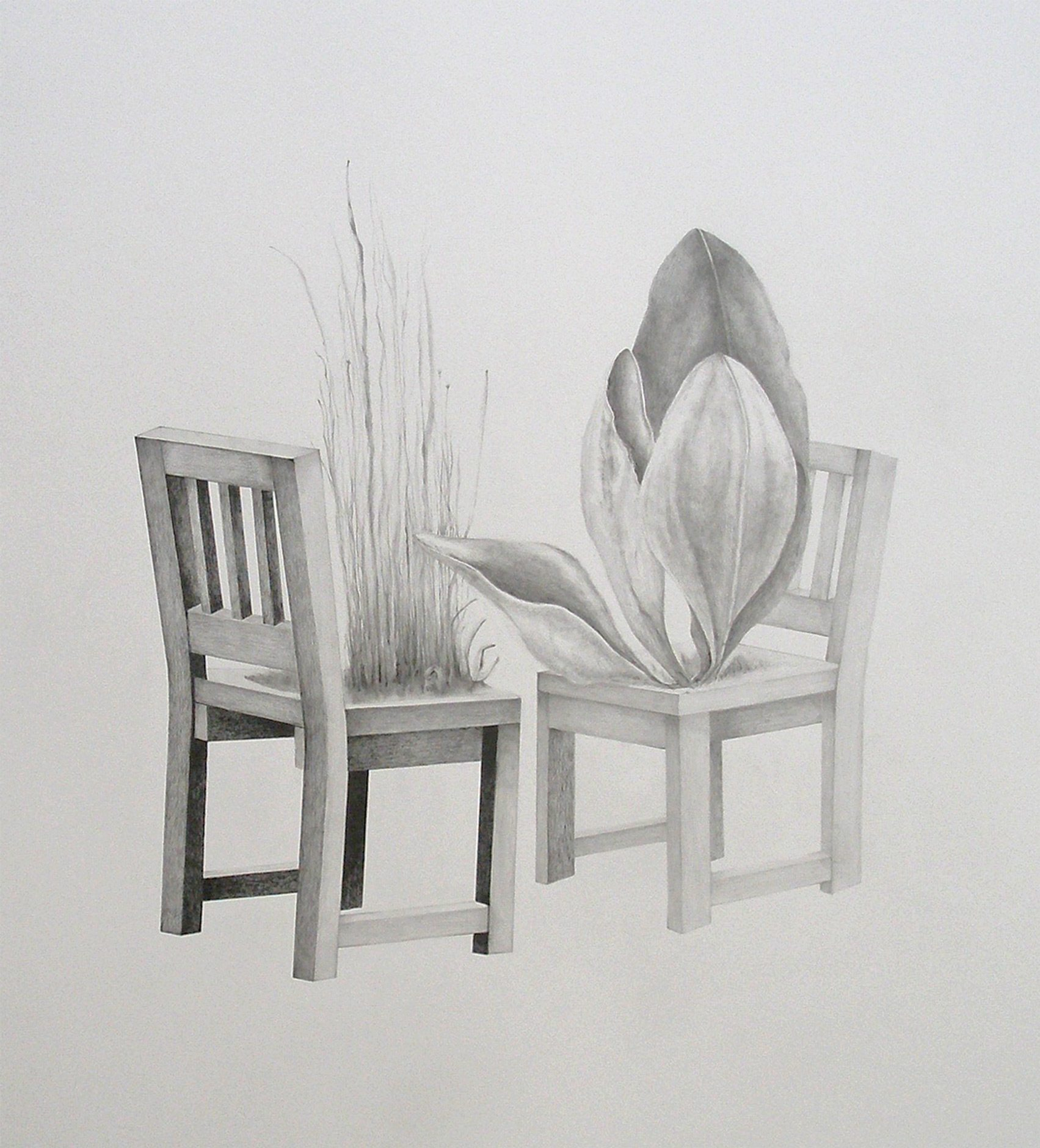 Untitled (détente), Gail Bourgeois