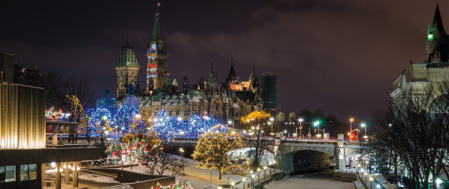 Alight at night! On the Hill or onstage, holiday shows that brighten the season