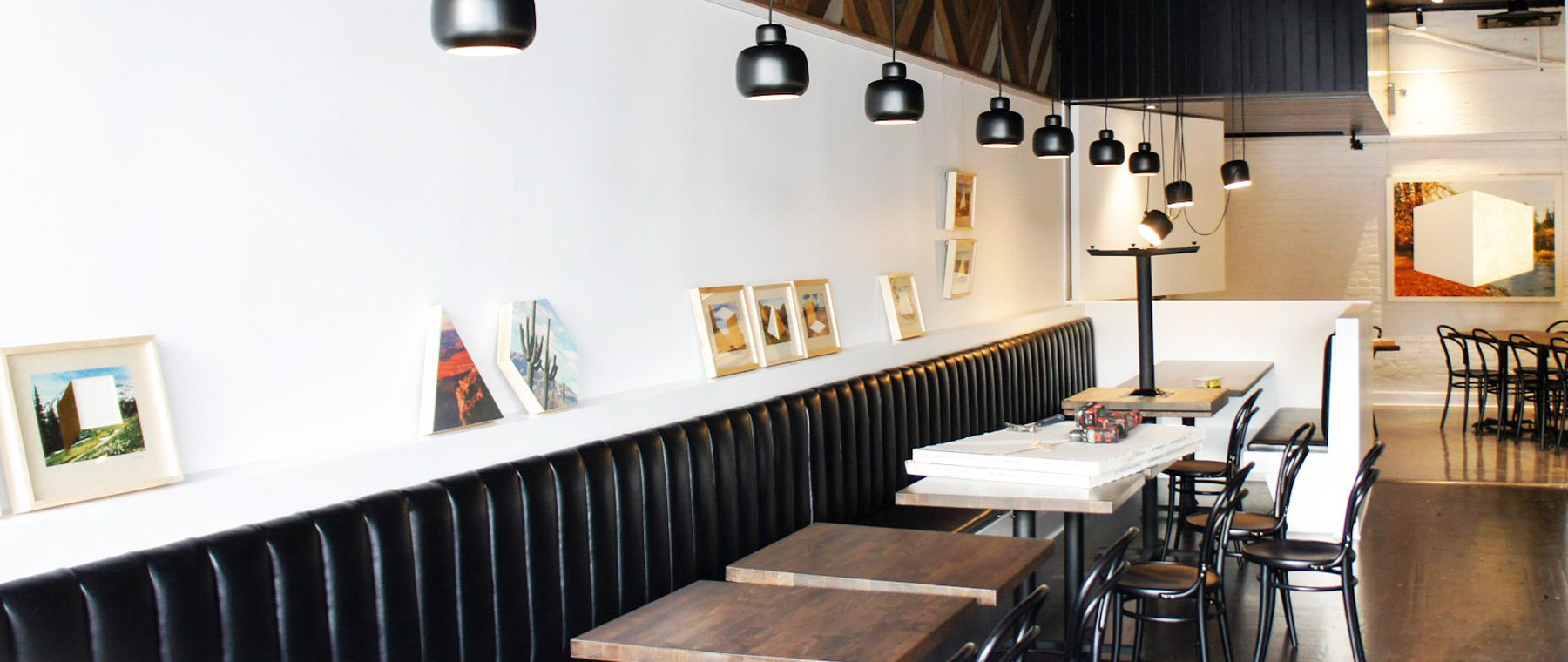 Town's more casual drop-in, party place, Citizen, opens on Gilmour