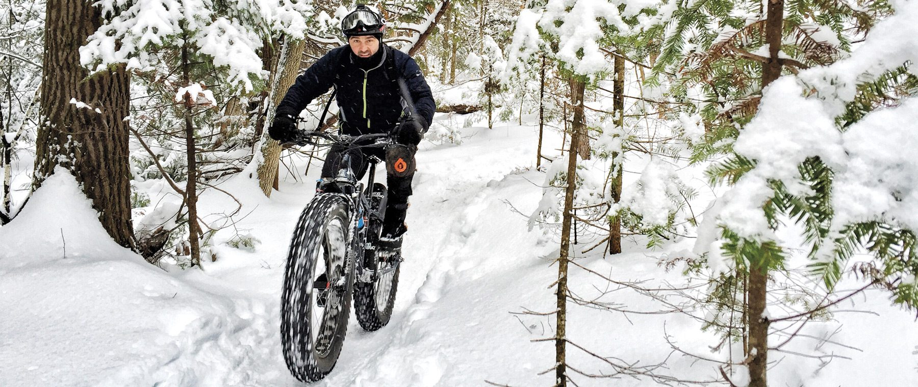 The missing piece in your outdoor-adventure regime? Fat biking