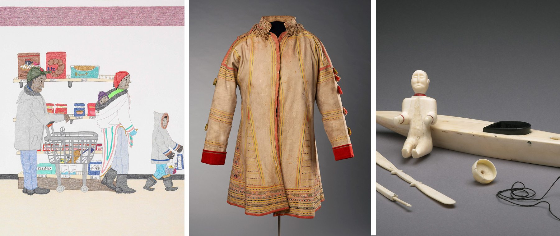 National Gallery offers peek into new Canadian & Indigenous galleries