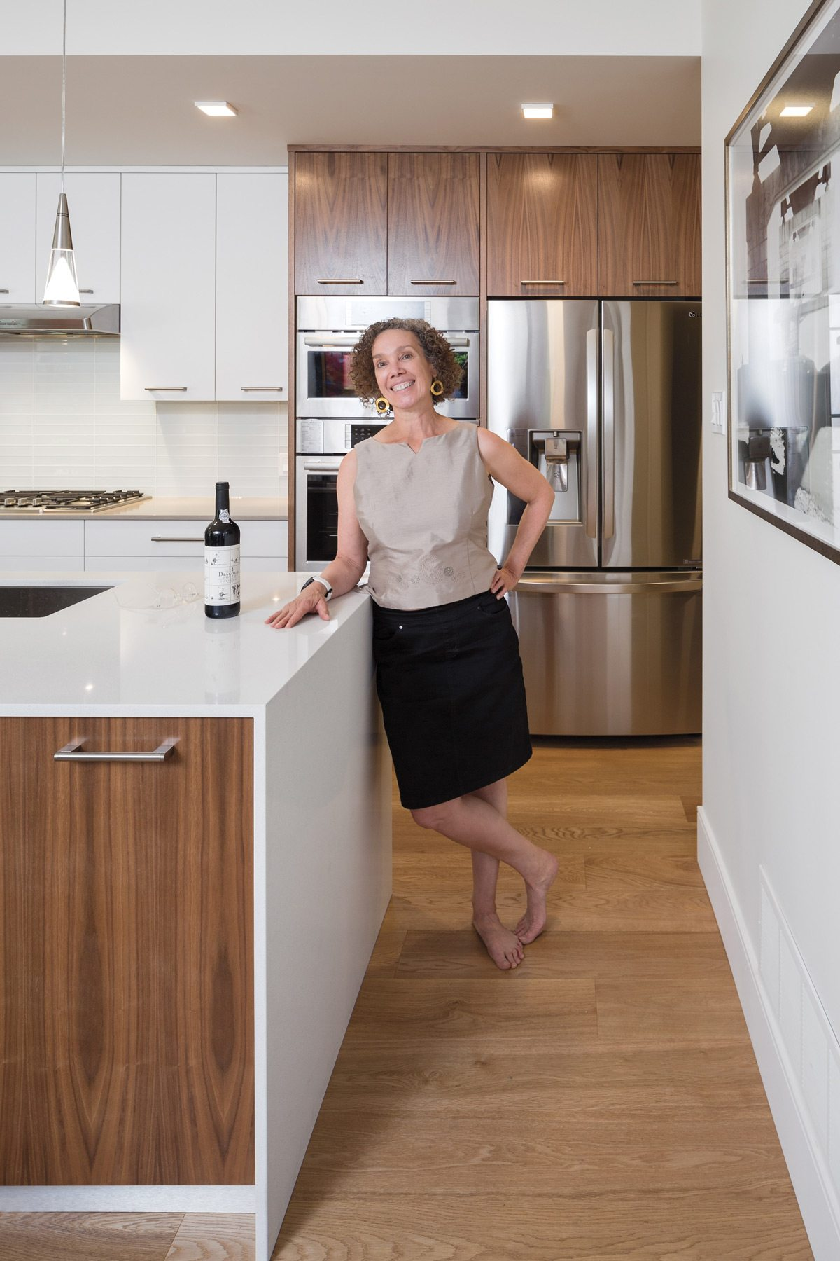 Ottawa architect Linda Chapman designed the four-unit condo, which upholds the highest standards of green building and offers a vision for downsizing with community in mind. Photography by Justin Van Leeuwen