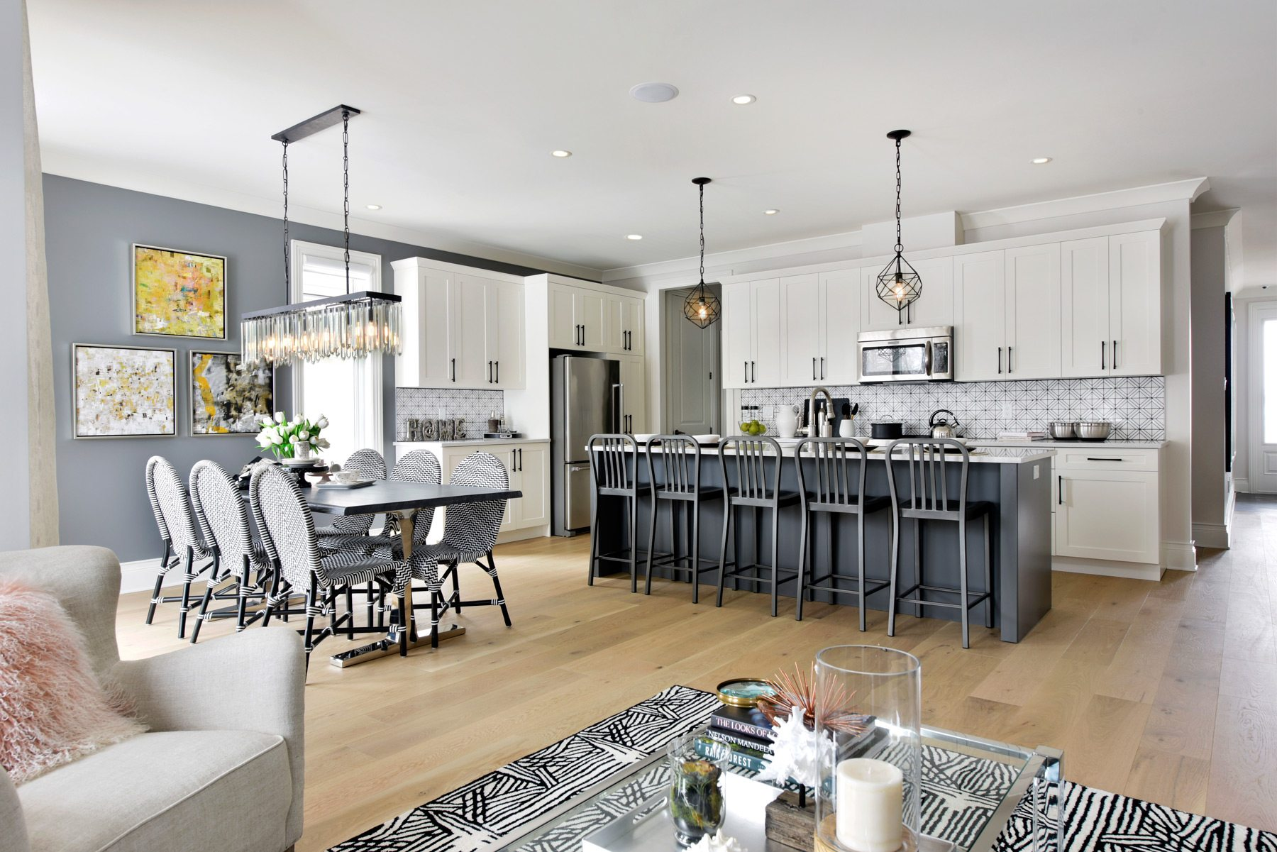 Minto's Butternut Kitchen. Photo: Gordon King Photography