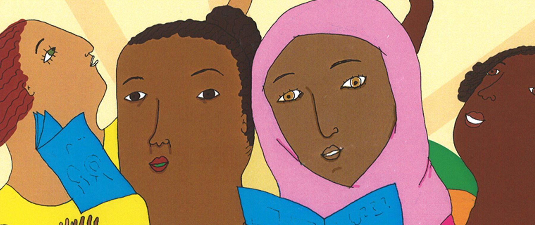 Immigrant women's abuse – their stories – illustrated in graphic novel