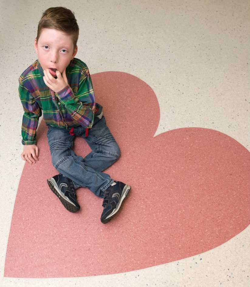 Nine-going-on-10-year-old Nolan Fobert was born with a complex CHD that had several arteries connected to only one heart ventricle and a large hole between two chambers. Photo: Courtesy of CHEO