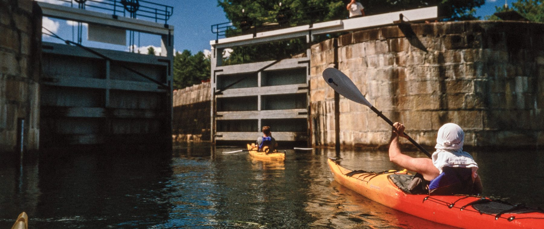 New ways to explore Ottawa's waterway — The Rideau Canal