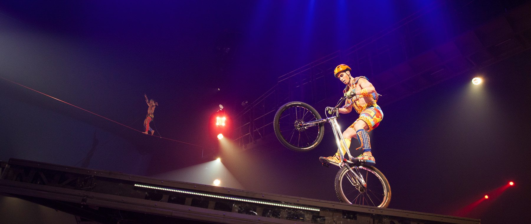 5 Things to Know About Cirque du Soleil's Volta