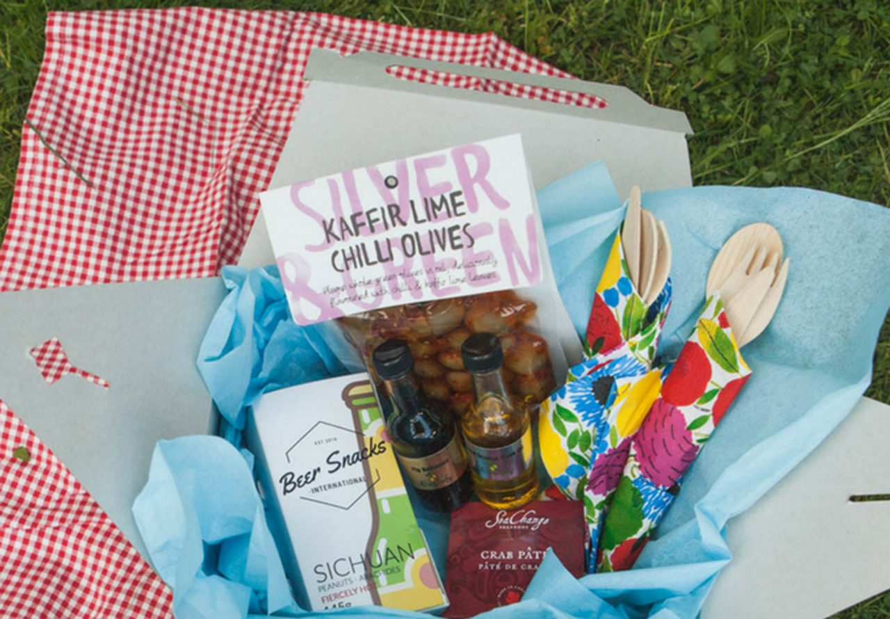 Picnic stop! Pot & Pantry launches picnic kit for gourmet picnickers