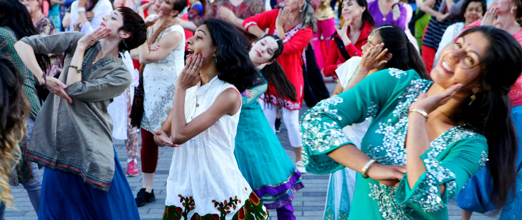 Welcome to Wollywood — 150 gather this weekend for free Bollywood-inspired dance show