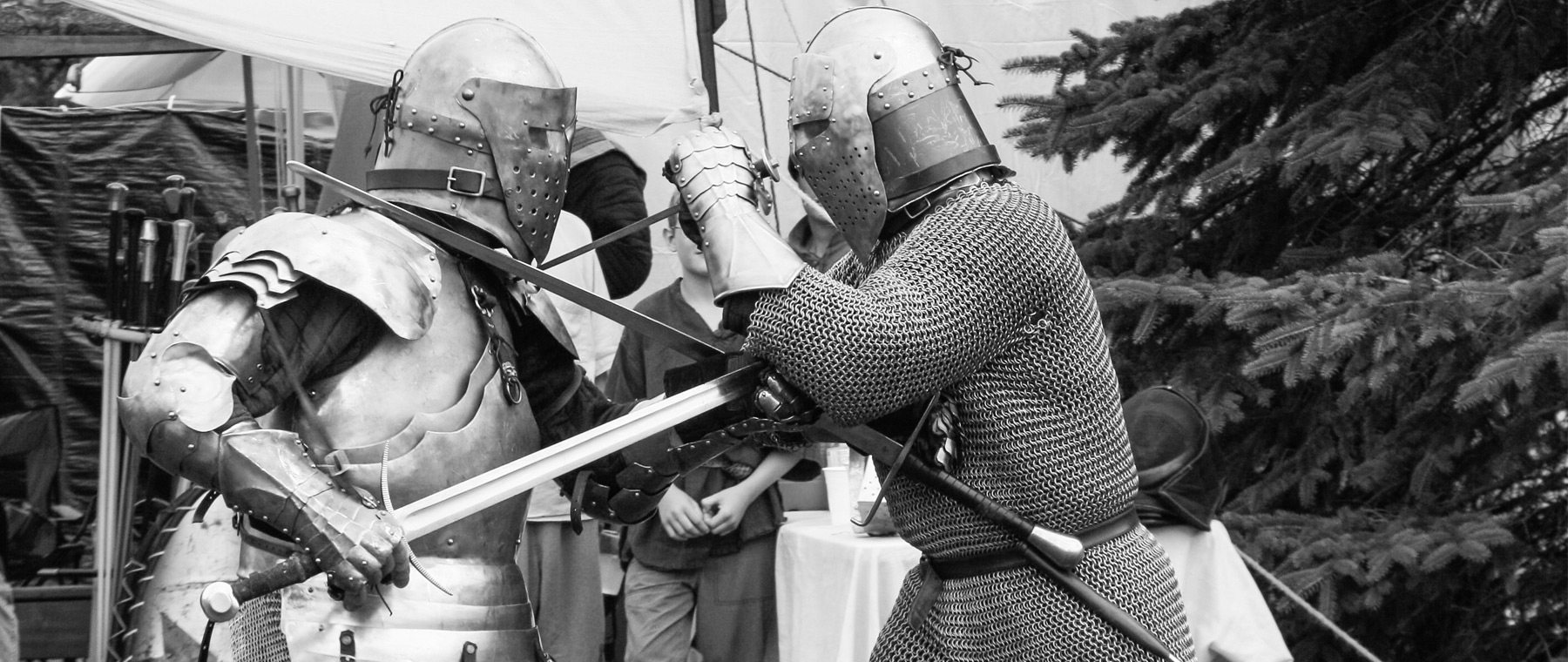 In celebrating Osgoode Medieval Fest's 10 yrs, are we sanitizing the past?