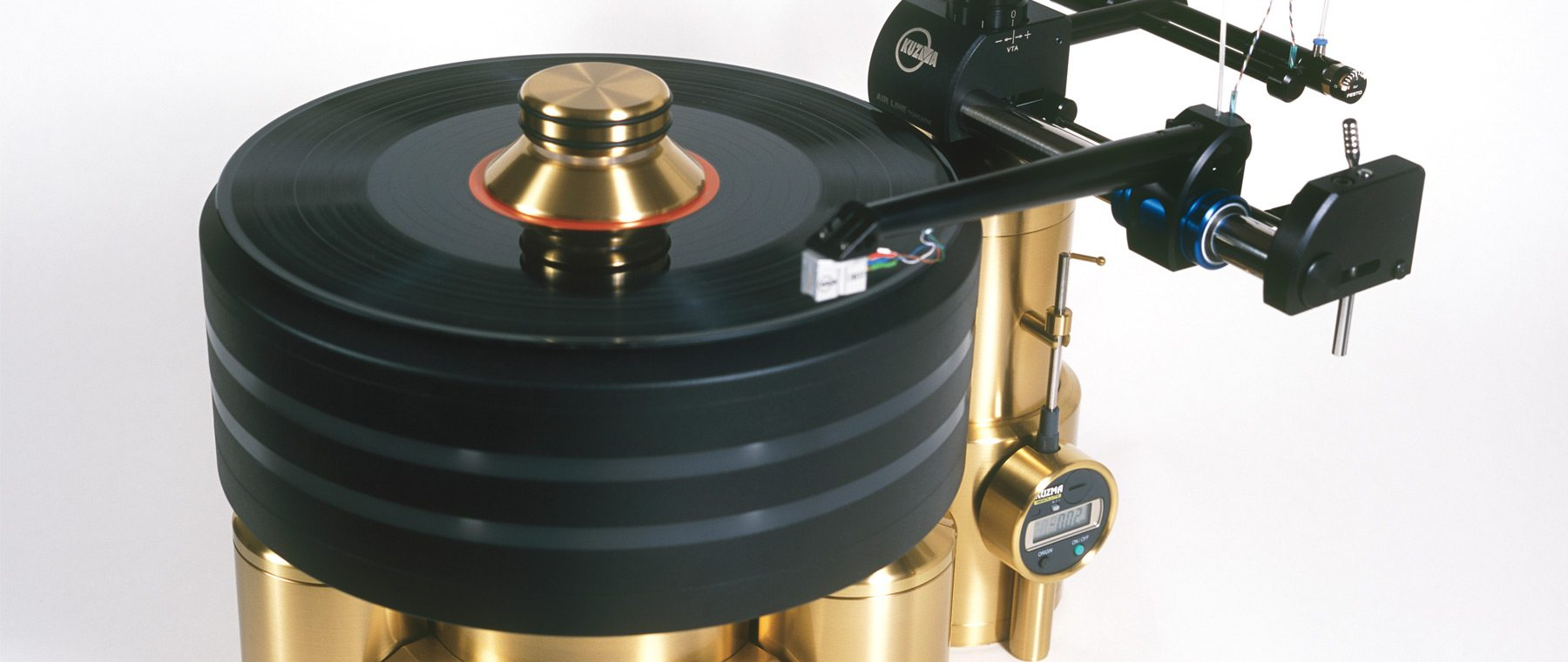 Would you pay 30,000 for a record player? Some would. Here's why
