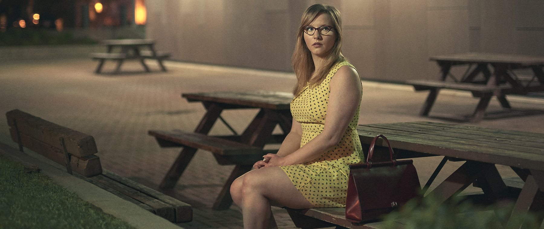 Women are targets of violent crime and Julie Lalonde wants to talk about it