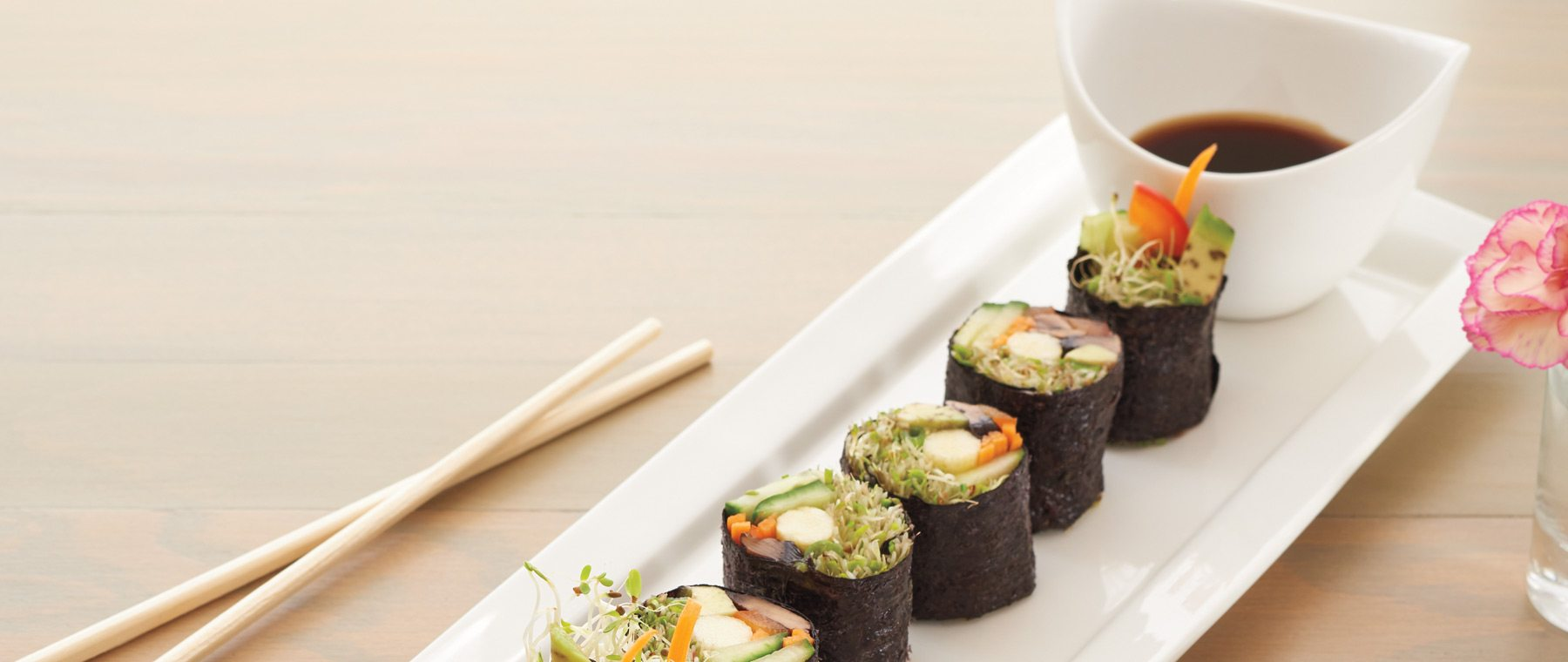 Sushi without rice?!? 3 picks for Japanese-inspired fare