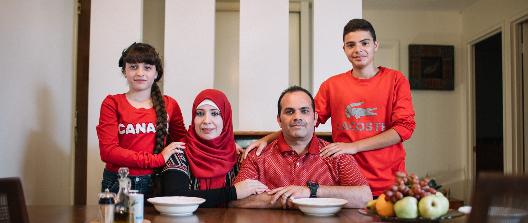 """I was crying frantically. I was crazy — and I didn't stop until I had my children in my arms."" A Syrian family's harrowing journey to Ottawa"