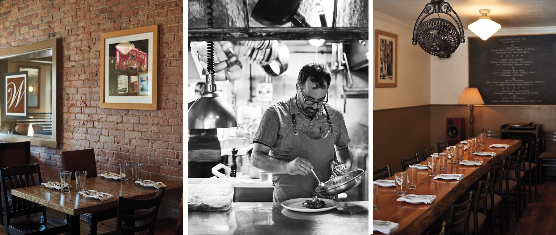 The Wellington Gastropub. Photos: Christian Lalonde