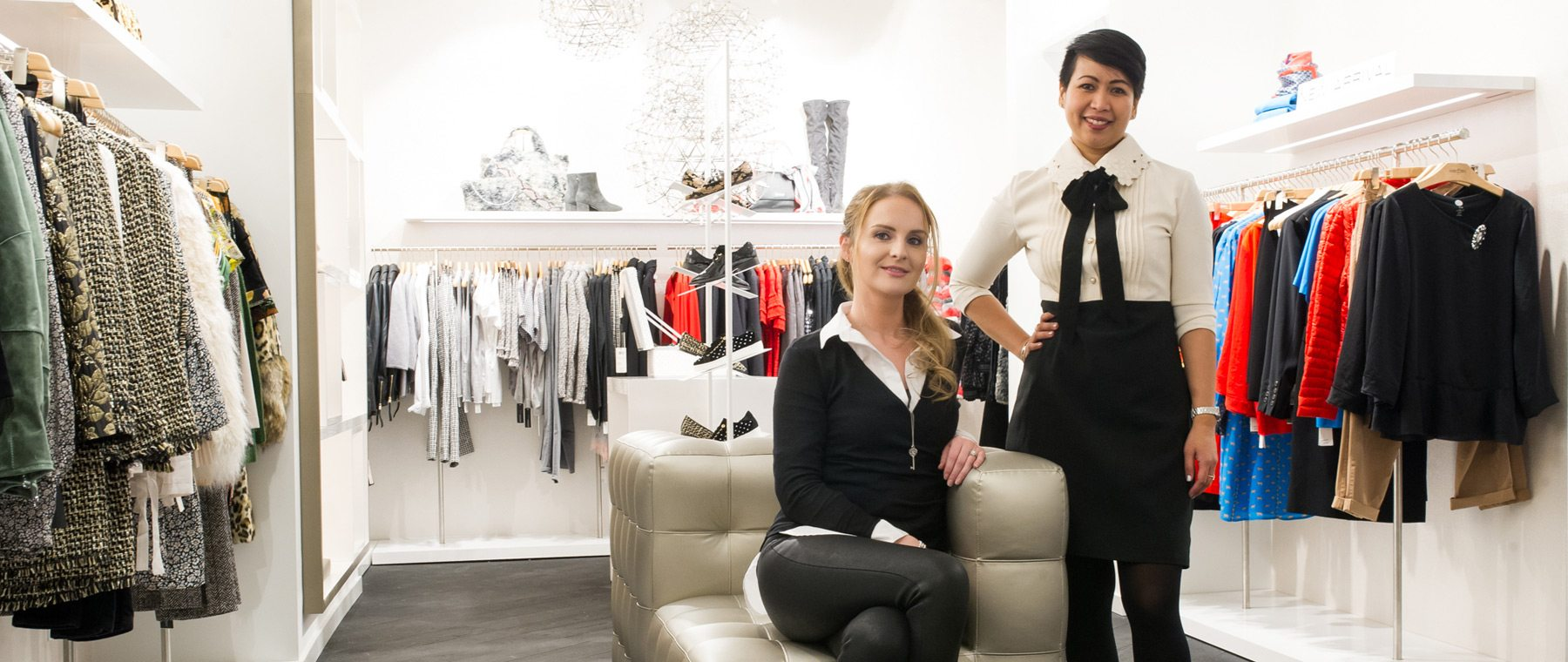 Welcome Marc Cain! Ottawa Magazine Hosts VIP Opening Party