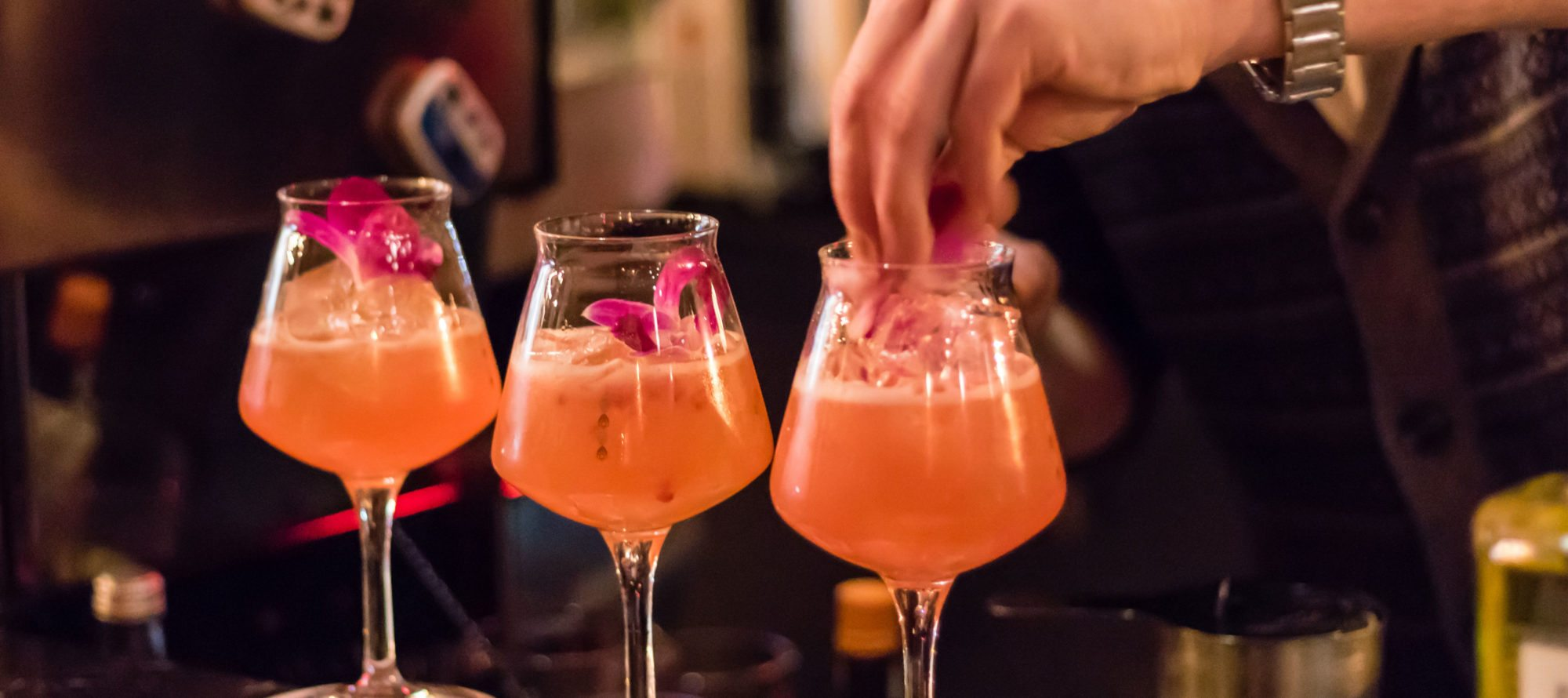 Made with Love cocktail competition attracts 40 bartenders to Common Eatery