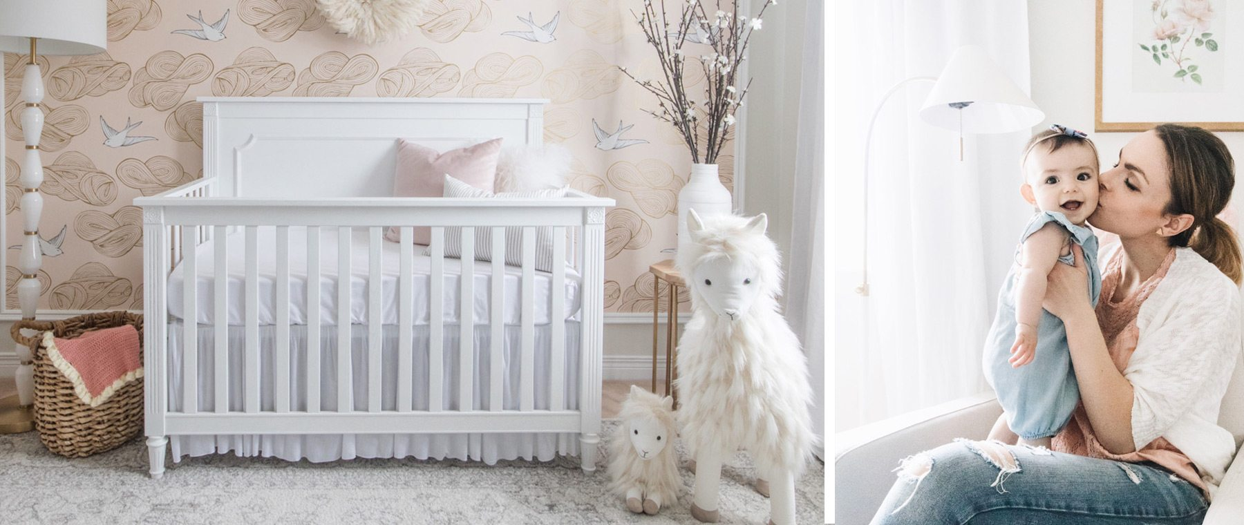 Smart Design: Design duo Sacha & Melissa Leclair welcome baby with modern & traditional mix