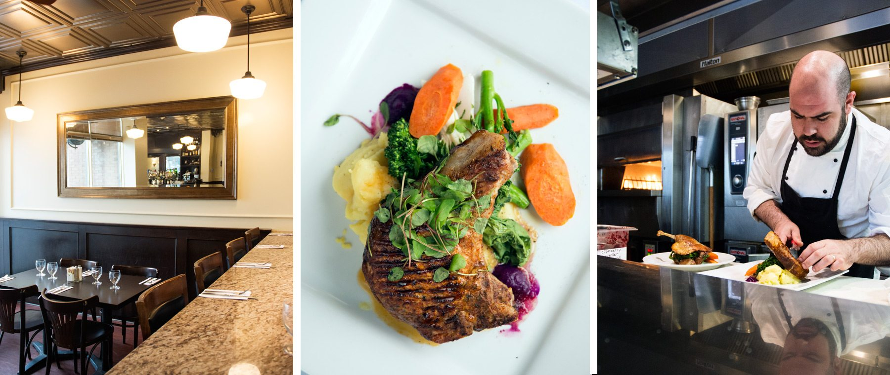 Where to Eat Now: St. Martha's Brasserie