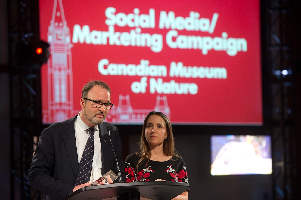 Social Media /Marketing Campaign: Polar Bears by Canadian Museum of Nature, accepted by John Swettenham & Laurence de Montigny St-Onge. Photo: Mark Halleron