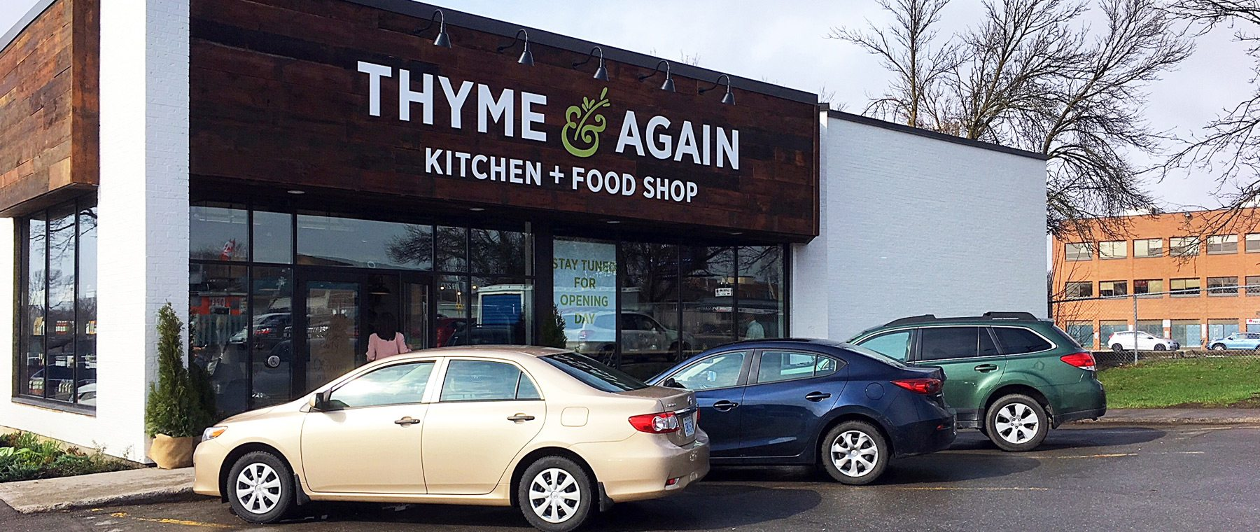 One more Thyme — Beckta's former chef Michael Moffatt helms second Thyme & Again (Here's what he's cooking up)
