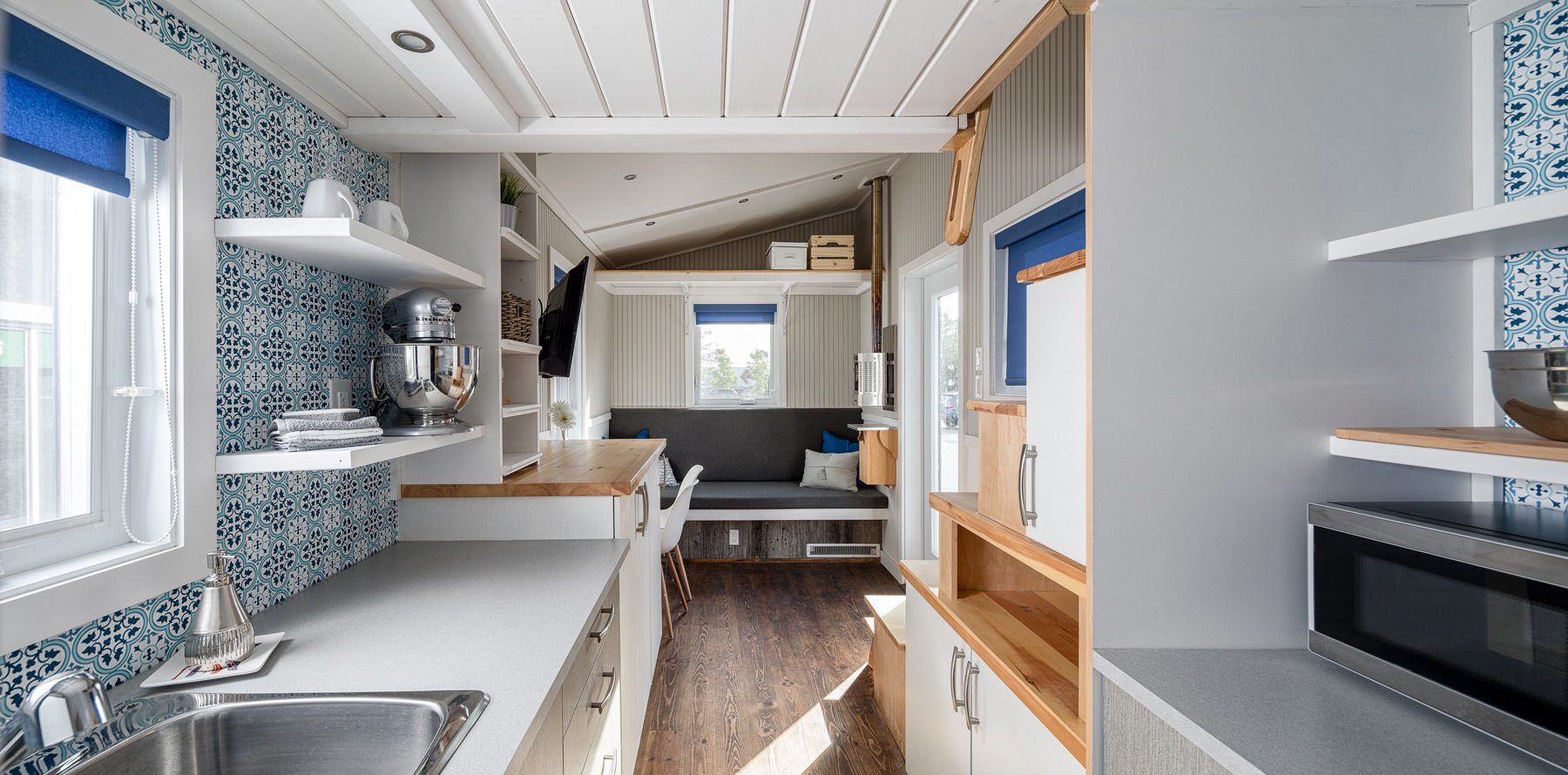 Tiny Houses: They are the new zeitgeist. Are you ready to move in?