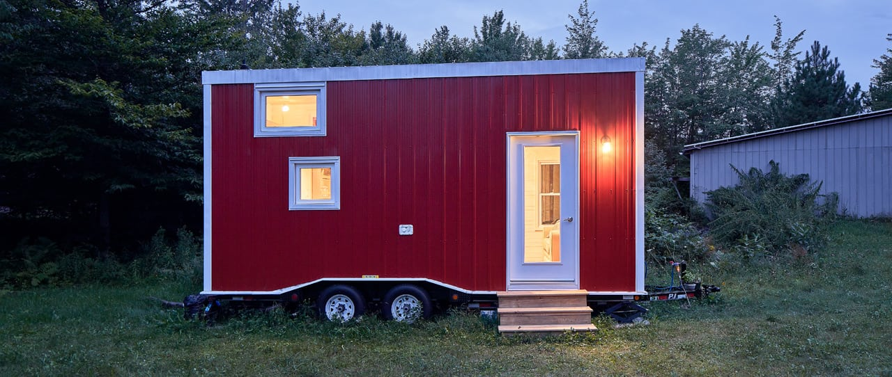 Tiny Houses People Think It S Cheap To Build A Tiny House