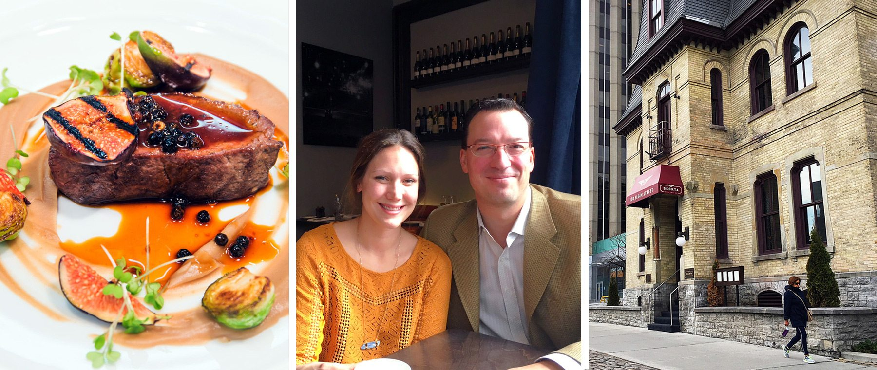 Trudeaus' chef Katie Ardington leaves to helm Beckta empire — kicks off historic menu for May!