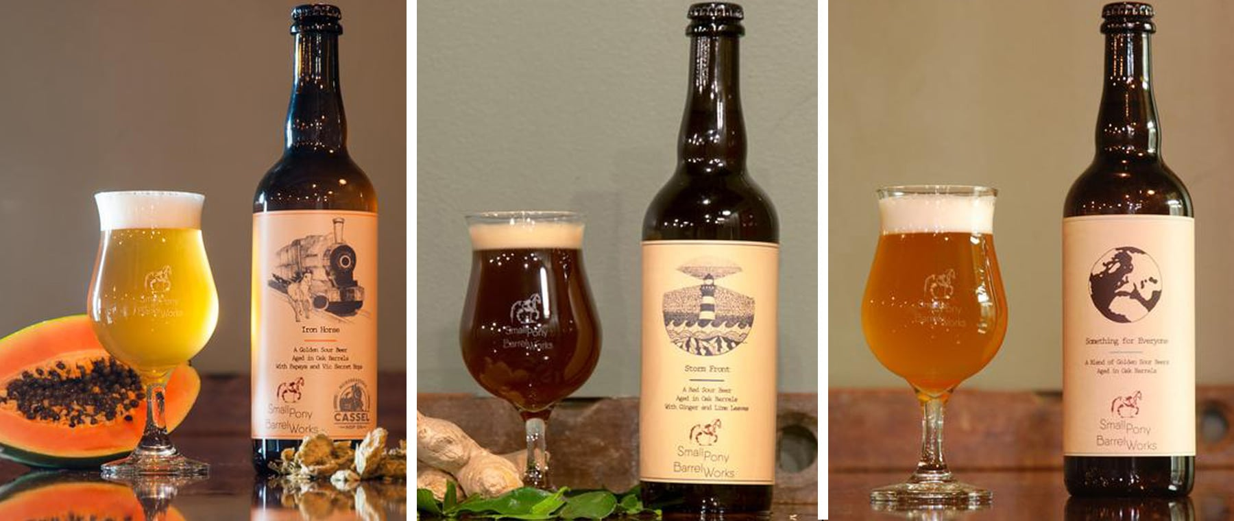 """Floral, earthy … even horse blanket"" — Kanata brewer talks about sour beer"