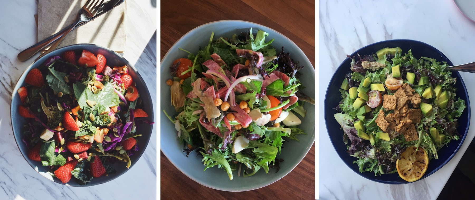 New European-style cafe in Market aims to revolutionize salads