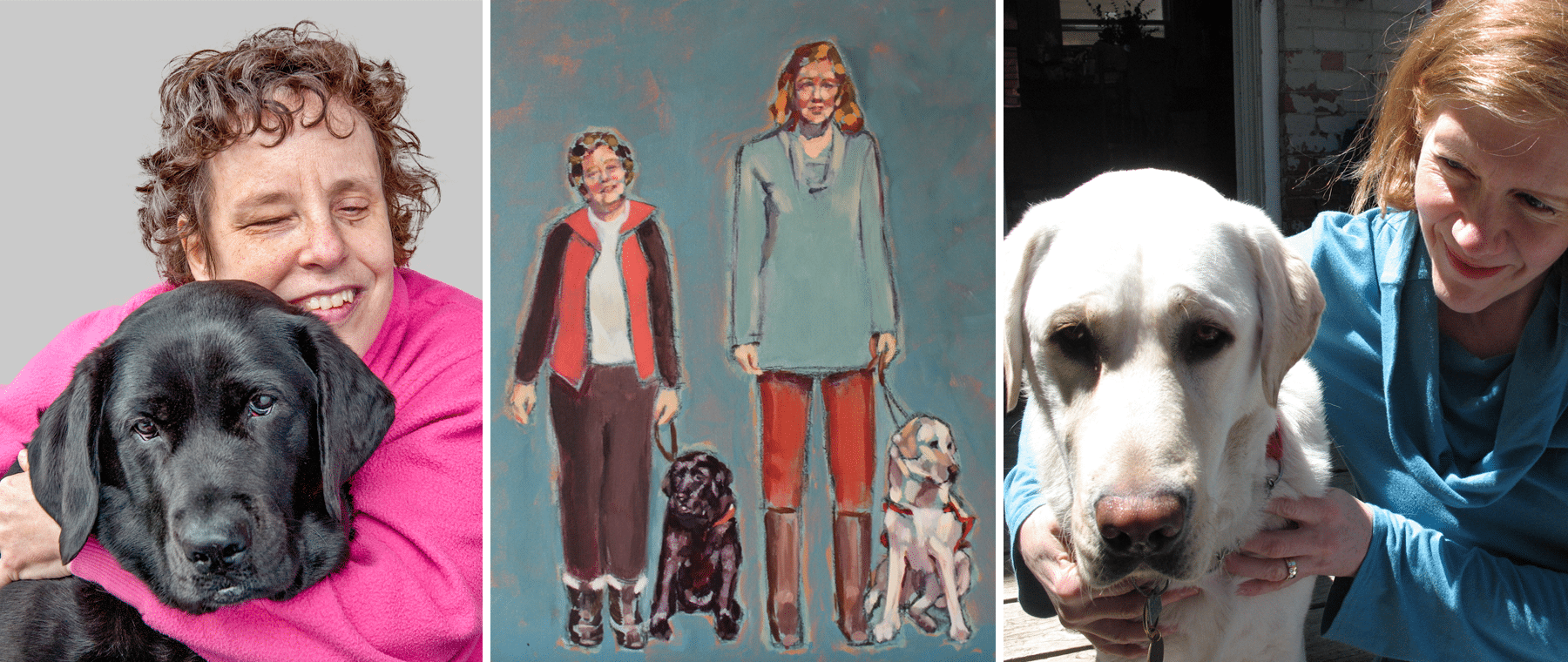Guide dogs take centre stage at new GCTC play