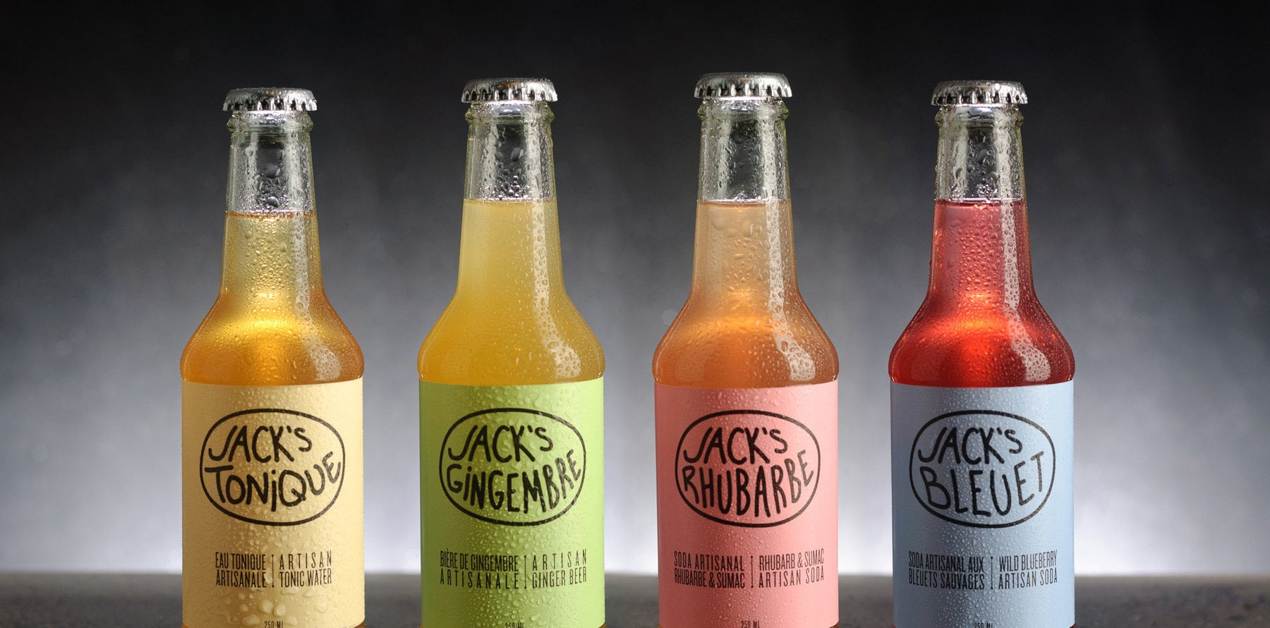 Jack's Soda's bigger digs means new flavours