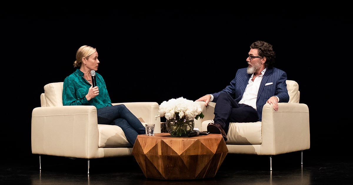 Talking Pot and Politics: Chelsea Handler brings conversation series to Ottawa