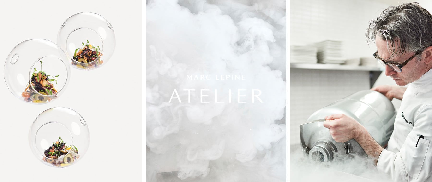 Ottawa chef Marc Lepine reveals his culinary secrets in Atelier: The Cookbook