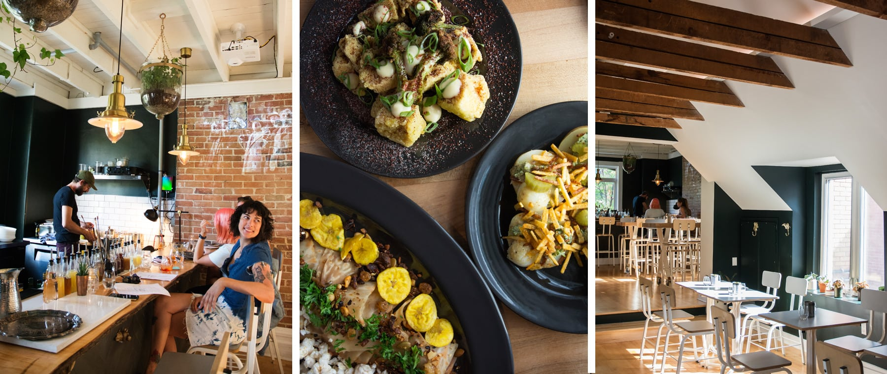 Where To Eat Now: Jabberwocky and Union Local 613