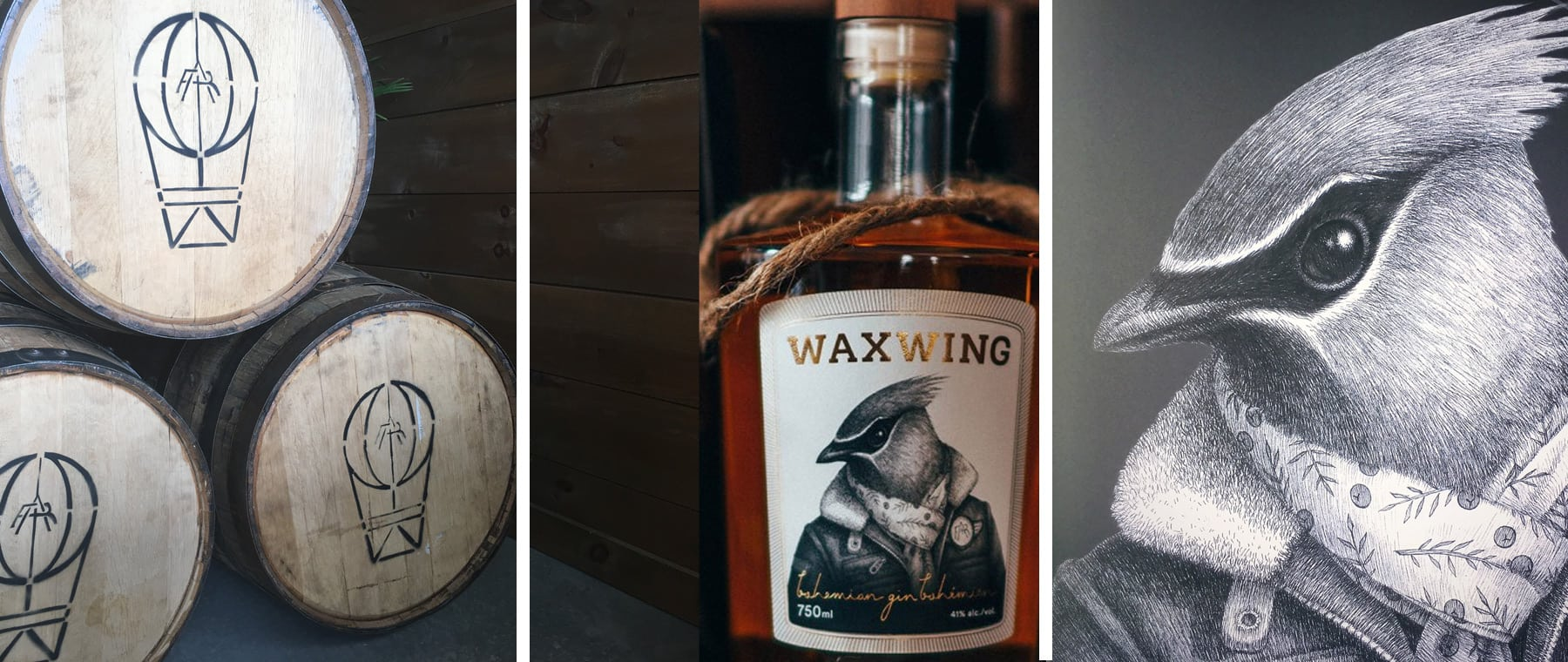 Gatineau-made Waxwing Bohemian Gin now available through LCBO