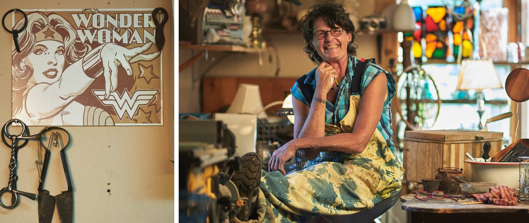 """I can do it or I can show you how"" — Wanda Wommin empowers others through home renos"