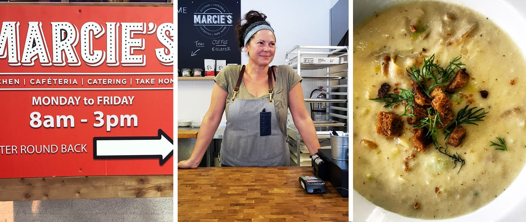 Former Red Apron chef Jo-Ann Laverty takes over Marcie's in Alta Vista